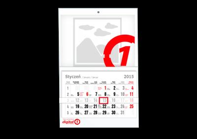 kalendarz 1-dzielny